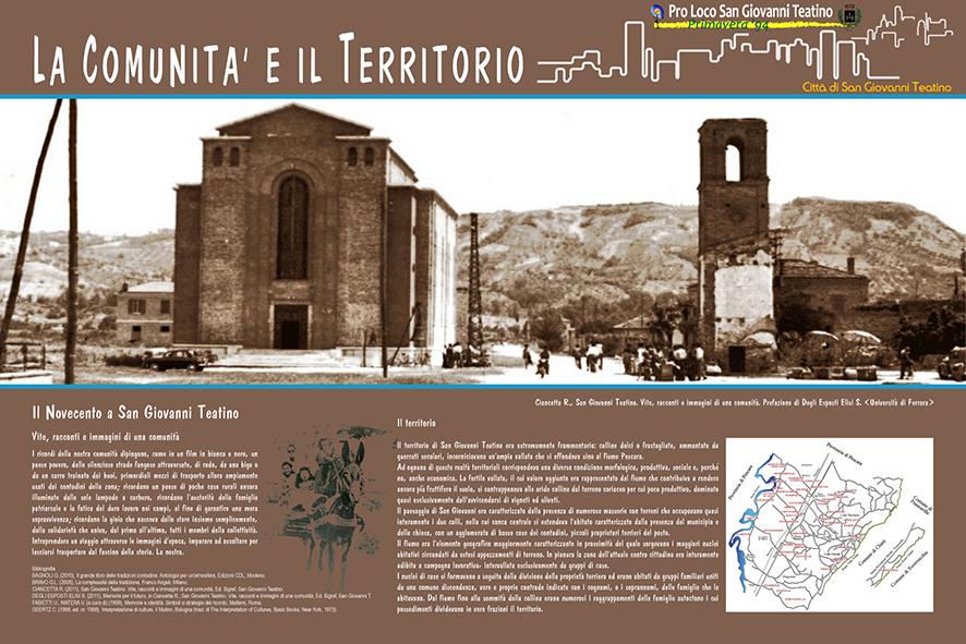 Il Novecento a San Giovanni Teatino